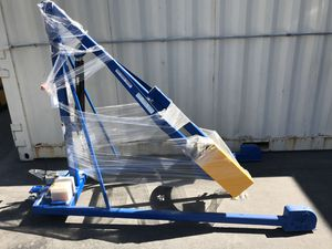 Vestil Portable Drum Carrier/Rotator/Boom- 800-Lb Cap 59 11/16in Lift HDC-305-60 for Sale in Pomona, CA