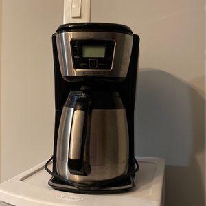 Black and Decker Coffee Maker for Sale in Alexandria, VA
