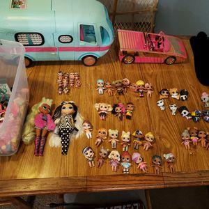 LOL Surprise Dolls Lot for Sale in Mukilteo, WA