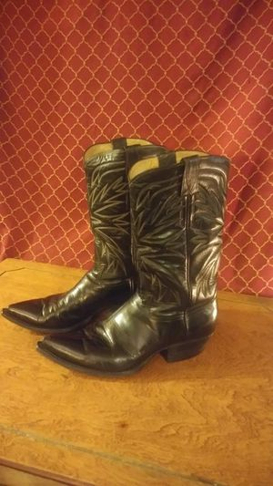 Vintage Tony Lama Men's Western Boots for Sale in Beaumont, TX