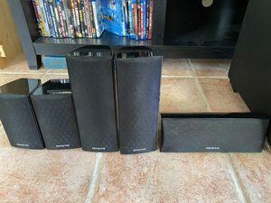 Japanese Brand OnKyo 5.1 Speaker System for Sale in Las Vegas, NV