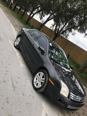 2007 Ford Fusion for Sale in Wahneta, FL