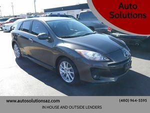2012 Mazda Mazda3 for Sale in Mesa, AZ