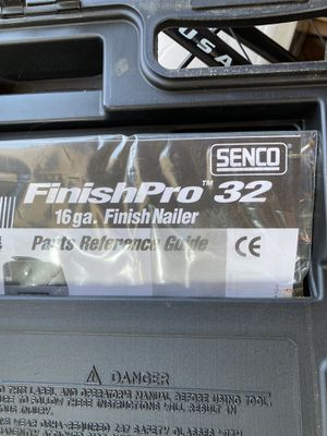 SENCO 16 Gauge Nail Gun for Sale in San Diego, CA