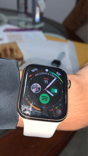 Apple Watch Series 4 Stainless Steel for Sale in New York, NY