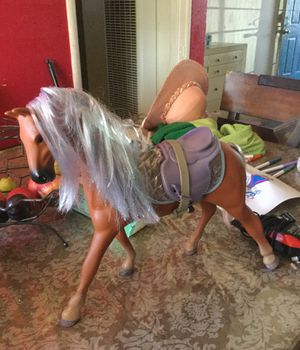 Barbie horse for Sale in Redwood City, CA
