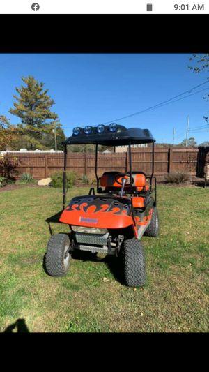 Ez go Harley Davidson edition electic golf cart for Sale in Scottdale, PA