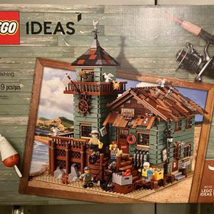 LEGO Old Fishing Store (21310) for Sale in Tigard, OR