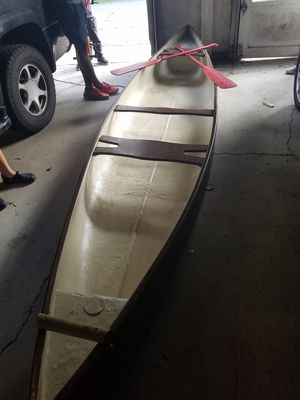 Lincoln brand Canoe for Sale in Topsham, ME
