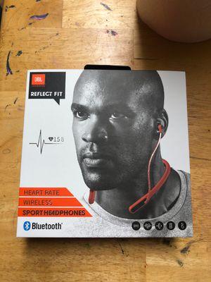 Jbl reflect fit wireless headphones for Sale in Gilbert, AZ
