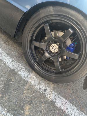 17 inch rims for trade for Sale in Santa Ana, CA