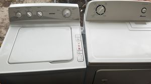 Washer and Dryer set for Sale in TEMPLE TERR, FL