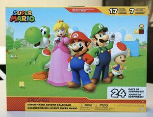 World of Nintendo Super Mario Advent Calendar for Sale in Newton, KS