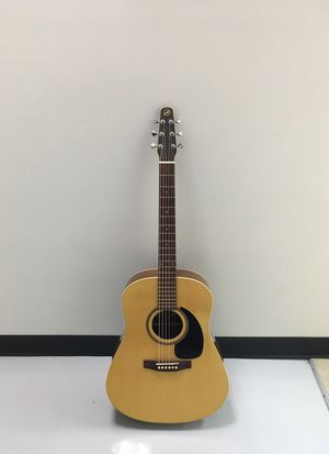 Seagull acoustic guitar for Sale in West Covina, CA