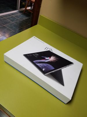 New open box Microsoft surface pro model 1796 for Sale in Indianapolis, IN