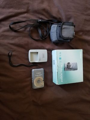 Canon PowerShot 10MP digital camera w/ 8 GB SD card for Sale in Anaheim, CA