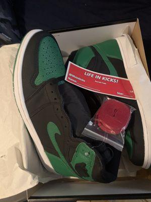 Jordan 1 pine green for Sale in Los Angeles, CA