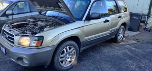 2005 Forester for Sale in Ellensburg, WA