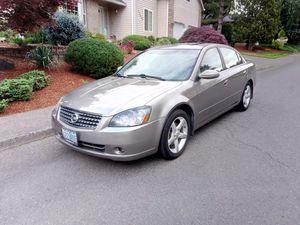 2006 Nissan Altima 3.5 SL low miles original owner for Sale in Beaverton, OR