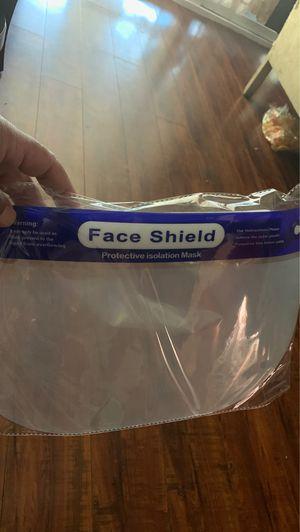 Face Shield for Sale in Rialto, CA