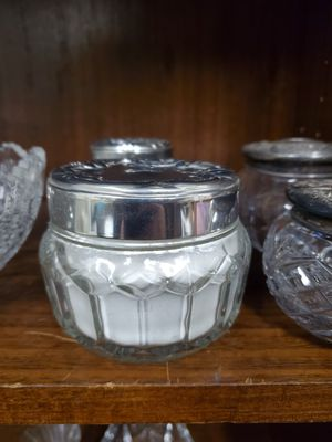 Set of 2 avon cont for Sale in Erie, PA