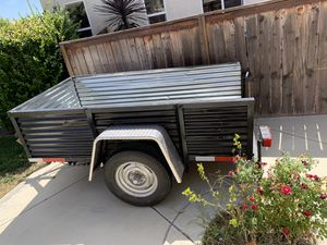 Utility Trailer 8x4FT for Sale in Moreno Valley, CA
