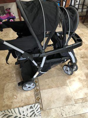 Graco double stroller for Sale in Rialto, CA