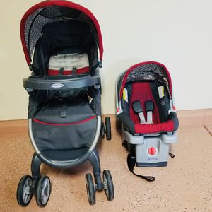 Graco Snug Ride Infant Car Seat And Stroller!! for Sale in San Diego, CA