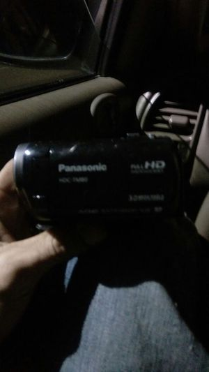 Video camera42xzoom Panasonic hdc_tm80 for Sale in Big Lake, MN