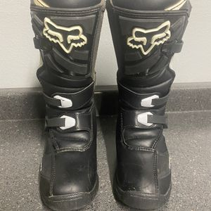 Fox Comp 3 Youth Motocross Boot for Sale in Santa Clarita, CA