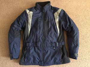 BMW Motorrad Tourance 2 Adventure Touring Motorcycle Riding Armored Jacket XL for Sale in Irvine, CA