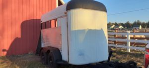 1975 miley 2 horse straight load for Sale in Prineville, OR