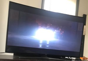 Samsung Curve 55 Inch TV for Sale in Florissant, MO