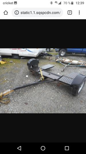 Black Dolly for big truck or car for Sale in Wenatchee, WA