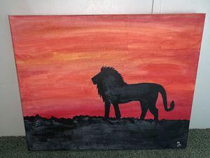 Lion Picture for Sale in Friendsville, TN