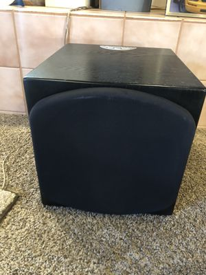 Monitor RSW12 Home Audio Subwoofer for Sale in Queen Creek, AZ