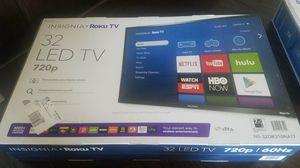 32 inch insignia LED TV!!! Still in box for Sale in Houston, TX