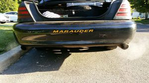 03-04 MERCURY MARAUDER REAR BUMPER COVER for Sale in Philadelphia, PA