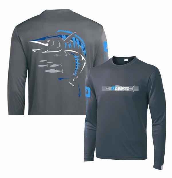 341c484edb5e9 Oceanic Gear Wahoo Warrior Performance Long Sleeve Shirt for Sale in ...