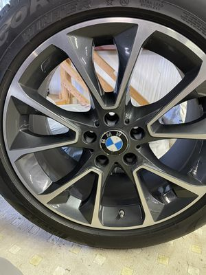 BMW OEM wheels and Snow Tires for Sale in Naperville, IL