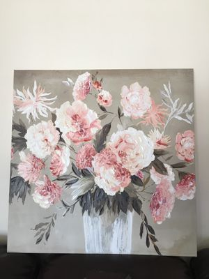 """30""""x 30"""" nice like new canvas for Sale in Torrance, CA"""