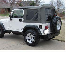 Amazing CAR 2005 Jeep Wrangler Rubicon FwDWheels -Sdssaedrrfedws for Sale in Plano,  TX