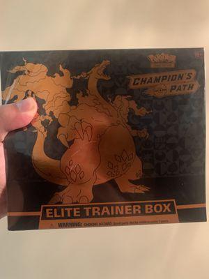 Champions Path Elite Trainer Box (Pokekon Cards) for Sale in Anaheim, CA