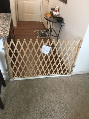 Wooden Expandable Pet Gates - NEW $30 Each for Sale in Lewisville, TX