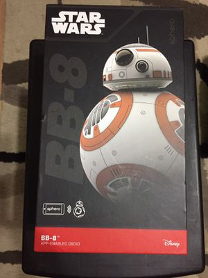 Sphero BB-8 app enabled droid for Sale in Winter Haven, FL