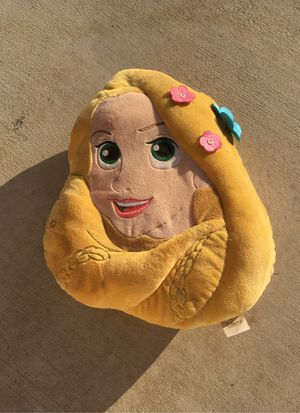 Rapunzel pillow for Sale in Hesperia, CA
