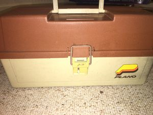 Plano 6303 Vintage Tackle Box for Sale in Southborough, MA