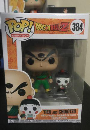 Tien and Chiaotzu Funko Pop for Sale in Garland, TX