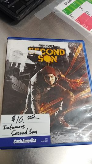 Infamous second son for Sale in Chicago, IL