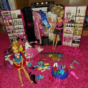 Barbie With Accessories for Sale in Vancouver, WA